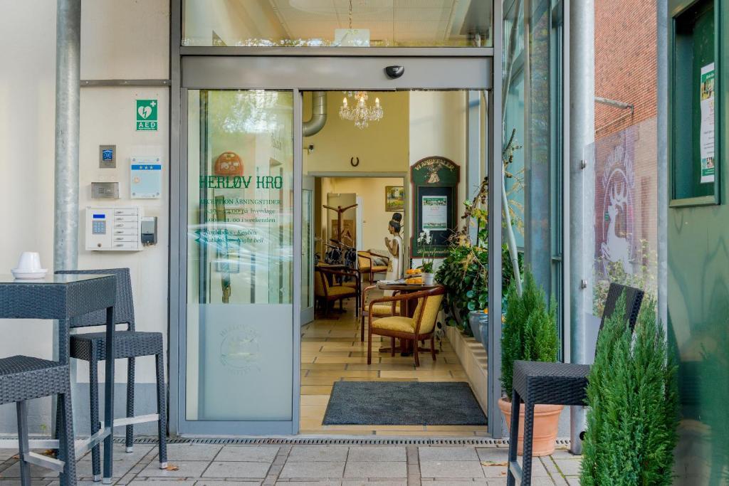 Herløv Kro Hotel - Réservation gratuite sur ViaMichelin