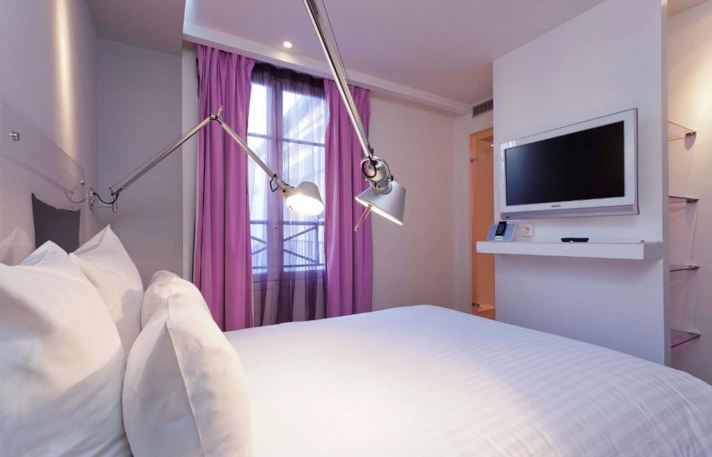 Color design hotel r servation gratuite sur viamichelin for Color design hotel paris