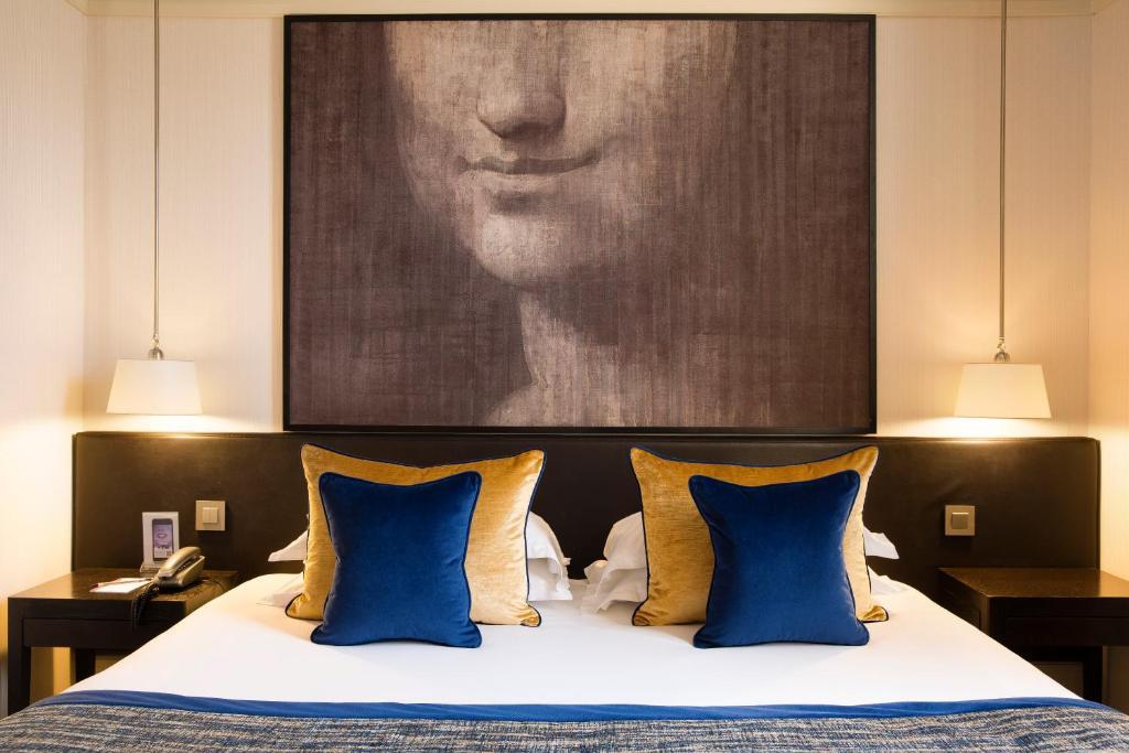 Hotel Chaplain Rive Gauche Paris