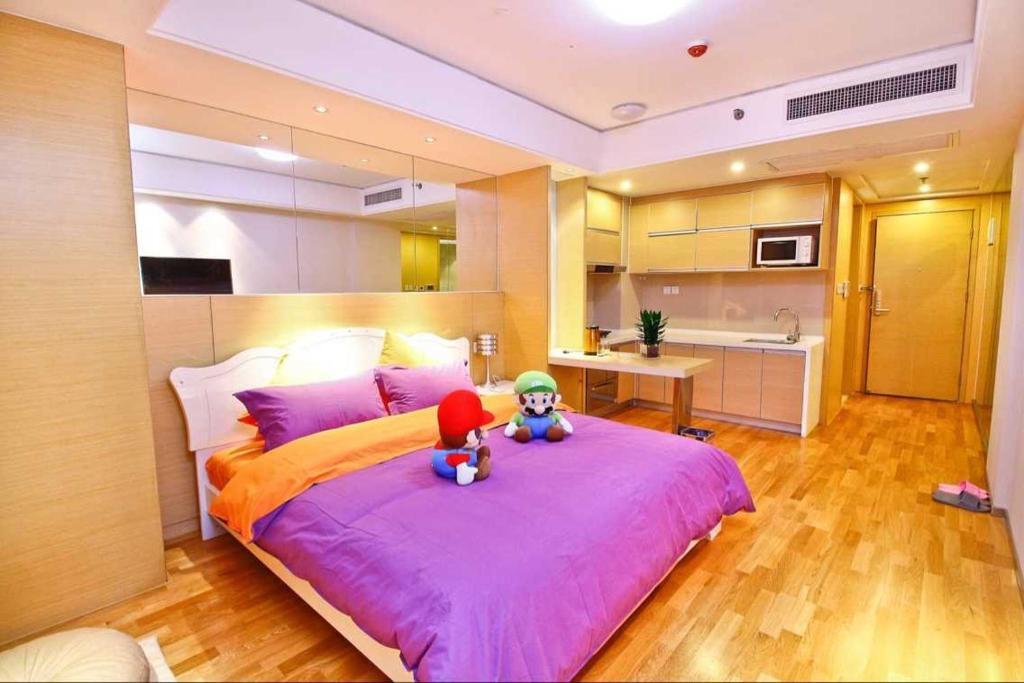 Mario apartment zhonglou south gate china xi 39 an for Boutique hotel xian