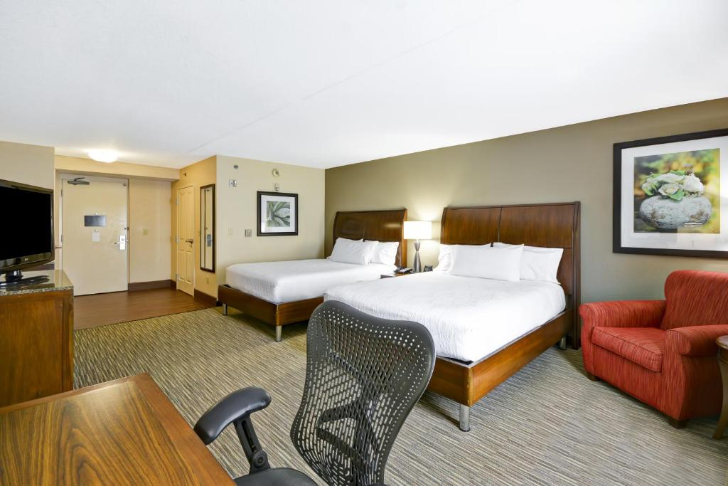 Hilton Garden Inn Sarasota Bradenton Airport Sarasota Book Your Hotel With Viamichelin