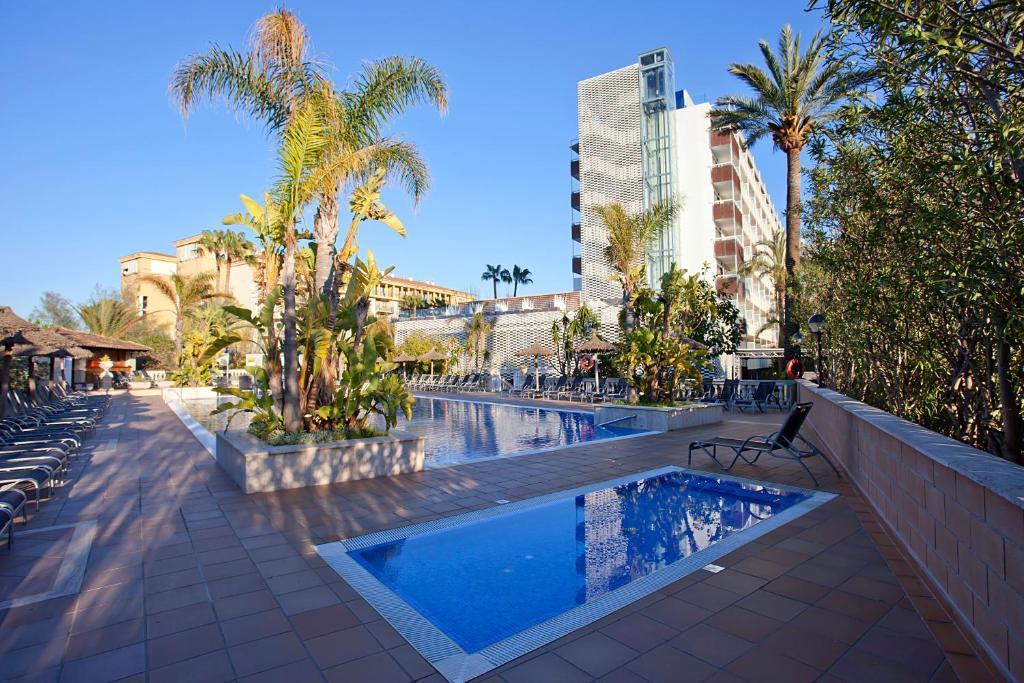 Hotel Bahia De Alcudia Homepage