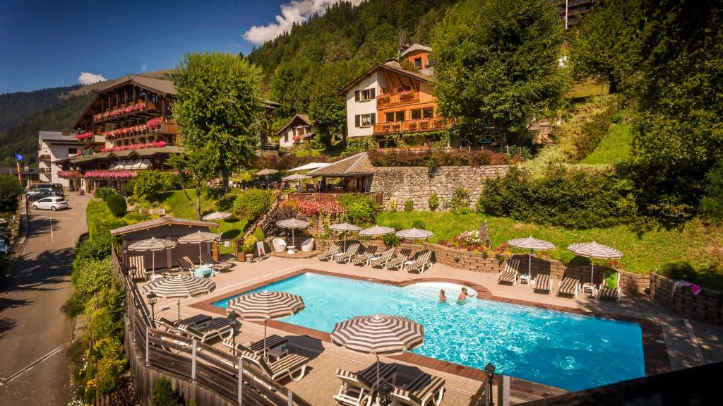 le dahu hotels chalets de tradition monthey book your hotel with viamichelin