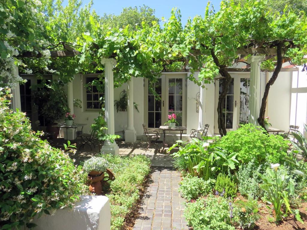 Au pear boutique guest house ciudad del cabo reserva tu for Au jardin guest house riebeeckstad