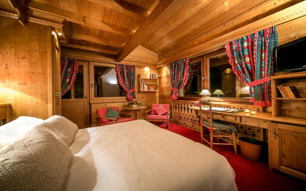 le dahu hotels chalets de tradition morzine