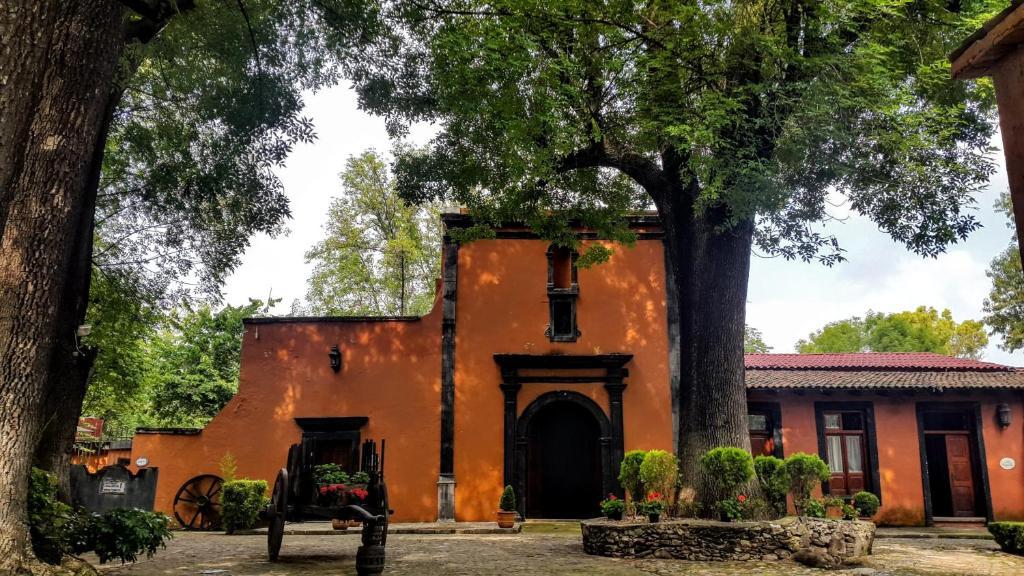 El marques hacienda guanajuato informationen und for 7 jardines guanajuato