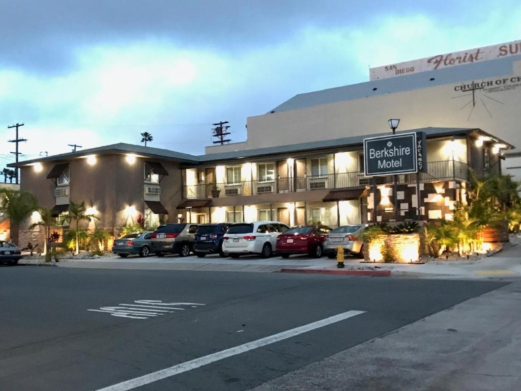 Berkshire Motor Hotel R Servation Gratuite Sur Viamichelin