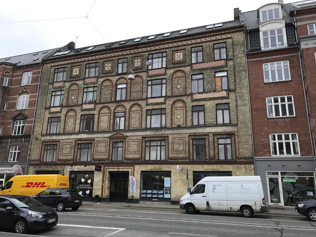 Bookingcom Pension Gammel Kongevej Kopenhagen Dänemark 9