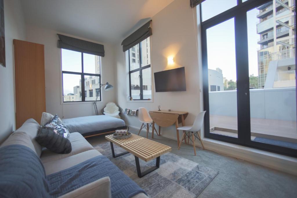 Downtown PentCasa Apartamento with City Views, Apartamento Auckland