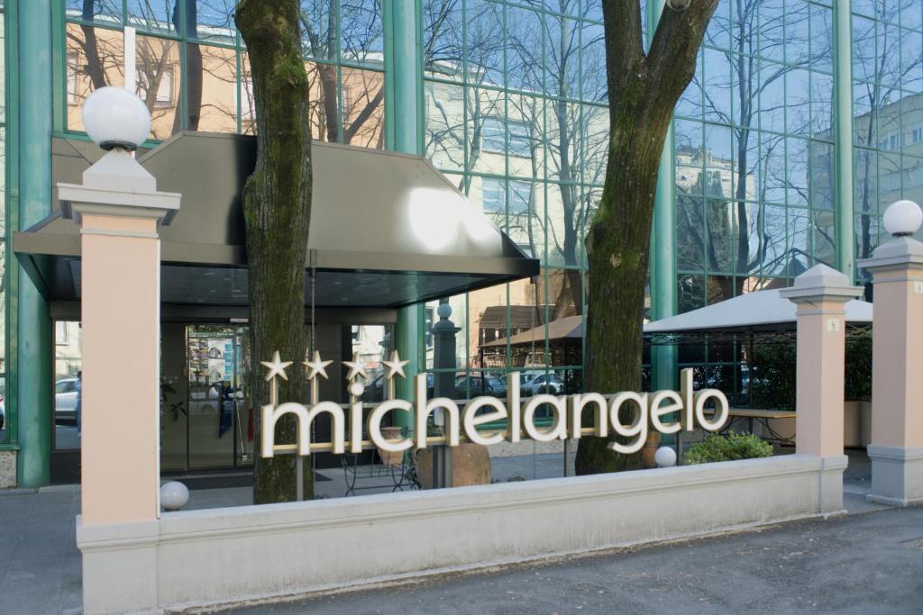 Hotel Michelangelo Milano Indirizzo