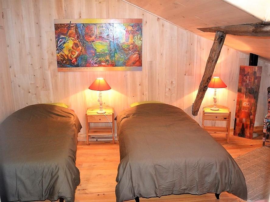 chambres d'hôtes terre de sienne, chambres d'hôtes saint-antonin