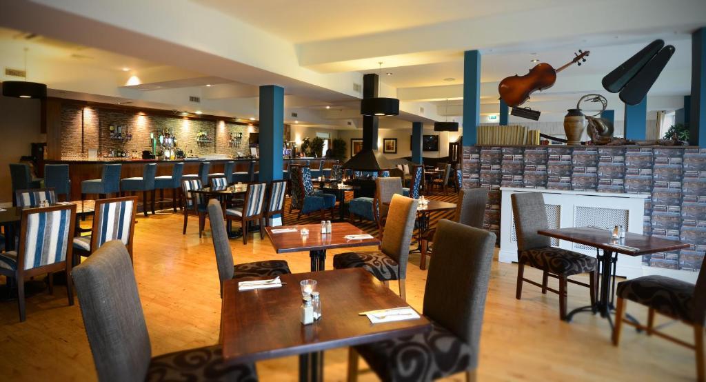 Park Hotel Kiltimagh Restaurant