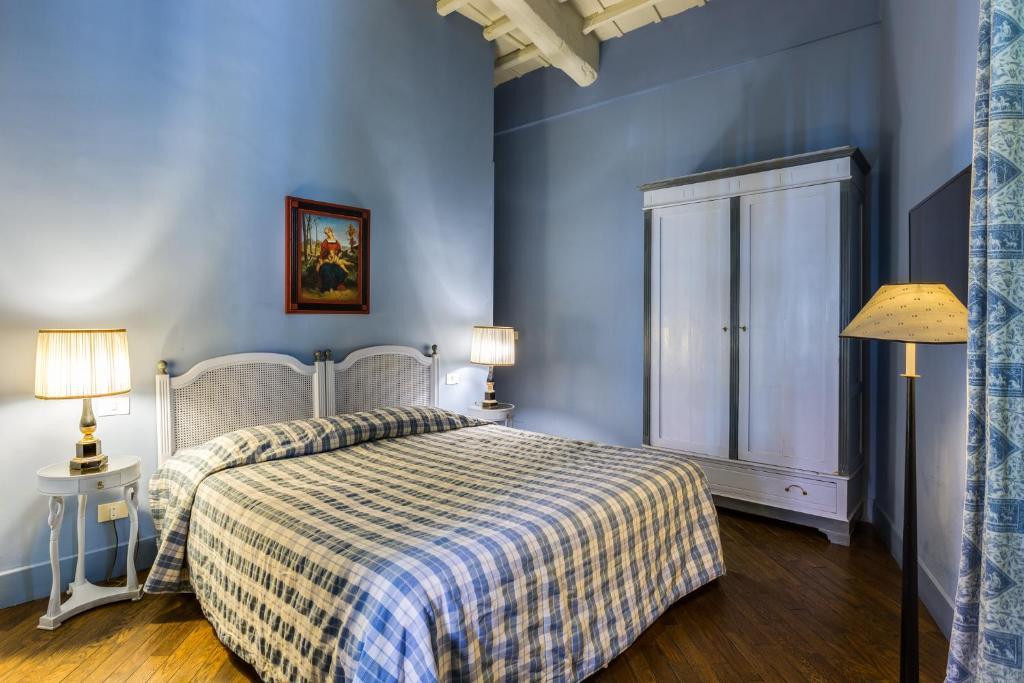 Casa heberart guest house capo le case rom for Casa fabbrini guest mansion roma
