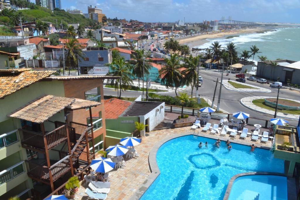 Natal Praia Hotel Brasil Natal Booking Com