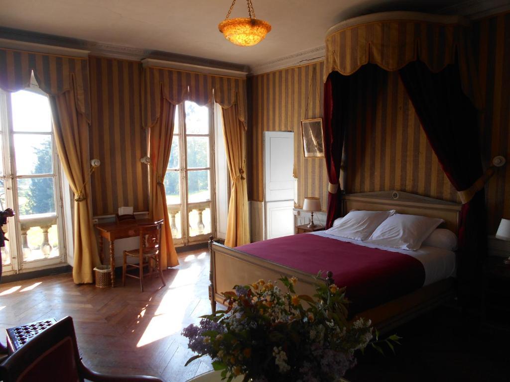 Chambres d 39 h tes le ch teau d 39 ailly chambres d 39 h tes parigny - Chambre d hote chateau gontier ...