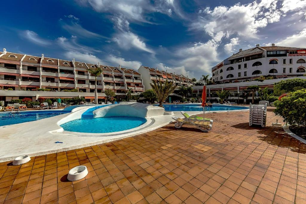 Apartamento parque santiago i 174 espanha playa de las americas - Apartamentos parque santiago ...