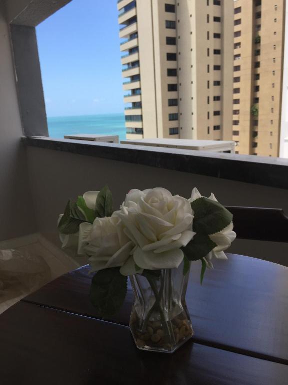 Aconchegante Apartamento com Vista Mar