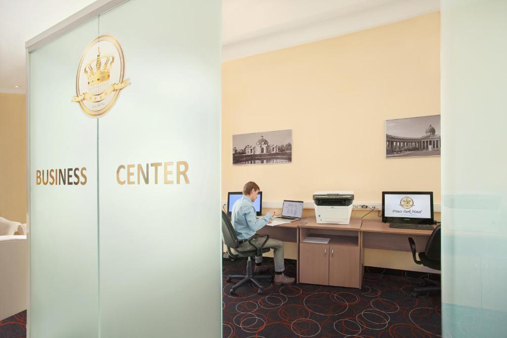 Hotel In Moskau Prince Park