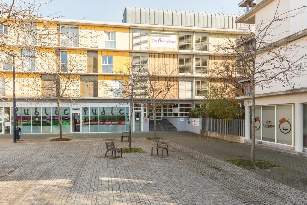 City R Sidence Bordeaux Centre Bordeaux Online Booking