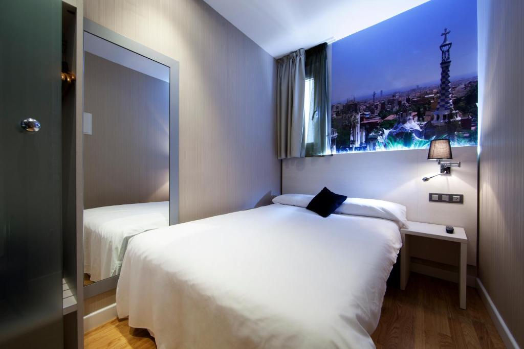 hostal bcn ramblas barcelona book your hotel with