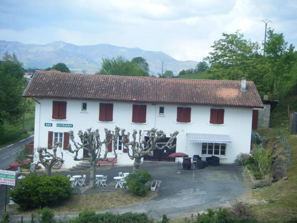 Chambres d 39 h tes le petit bistrot chambres d 39 h tes - Chambre agriculture pyrenees atlantiques ...