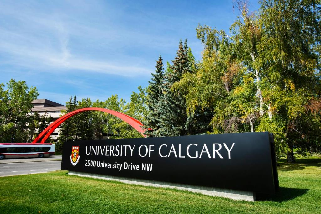 university of calgary how to write