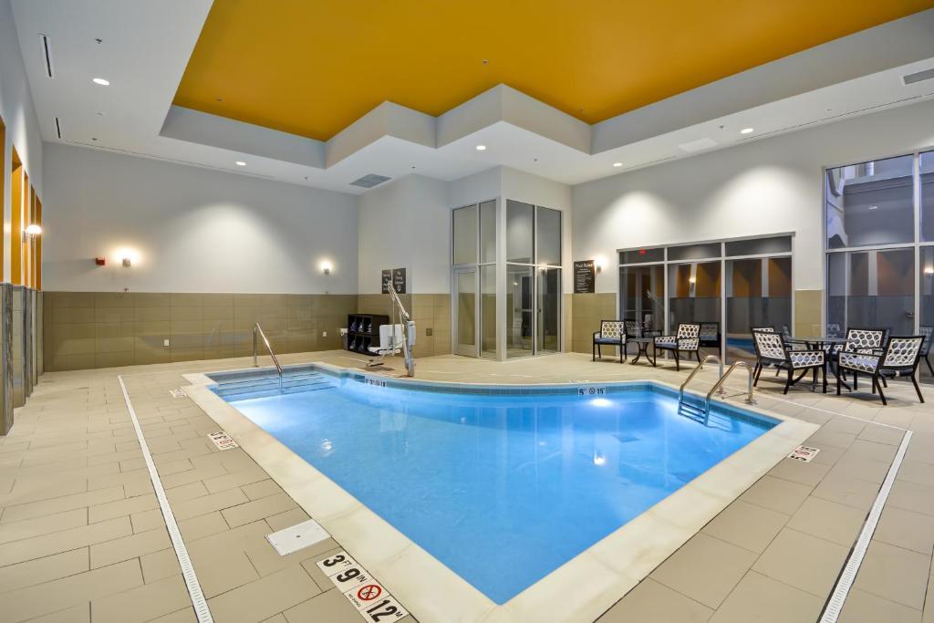 Homewood Suites By Hilton Birmingham Downtown Near Uab Birmingham Online Booking Viamichelin