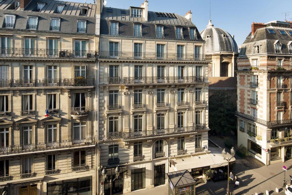 Hotel Lumen Paris Louvre Paris France