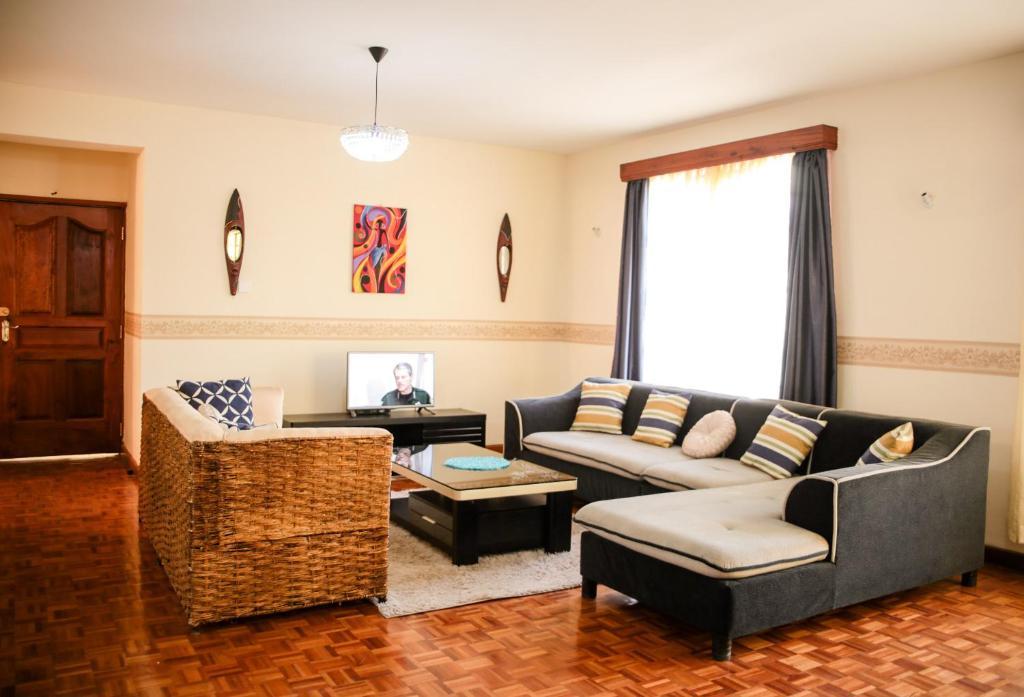 Comfort M-Palace Apartment
