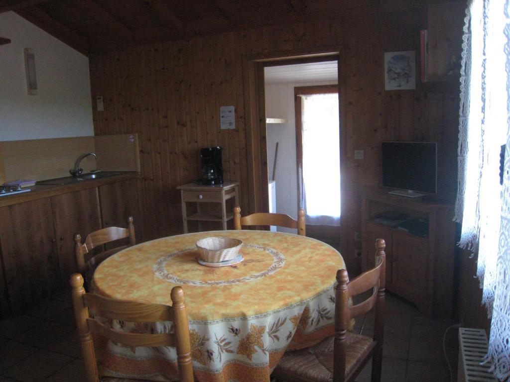 Le Bois Ram Chalets In Neuvecelle En Haute Savoie 74  # Port Television En Bois