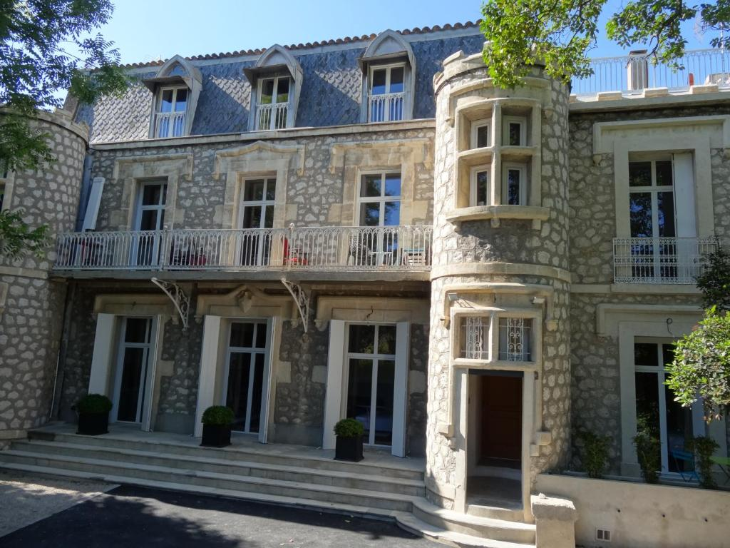 Chambre d 39 h tes villa cyrano chambres d 39 h tes montpellier - Chambre d hote gay montpellier ...