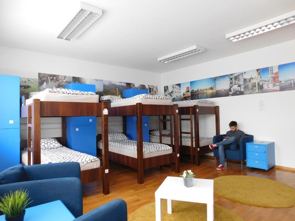Hostel bureau zagreb informationen und buchungen for Hotel 9 luxury boutique zagreb