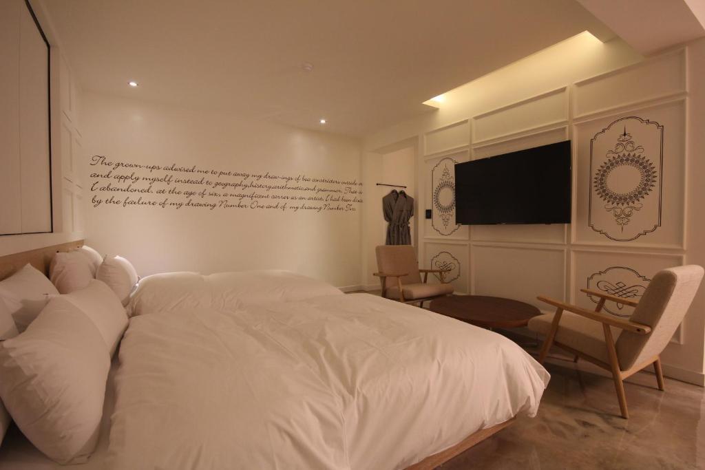 Design hotel xym byeongyeong prenotazione on line for Design hotel xym ulsan
