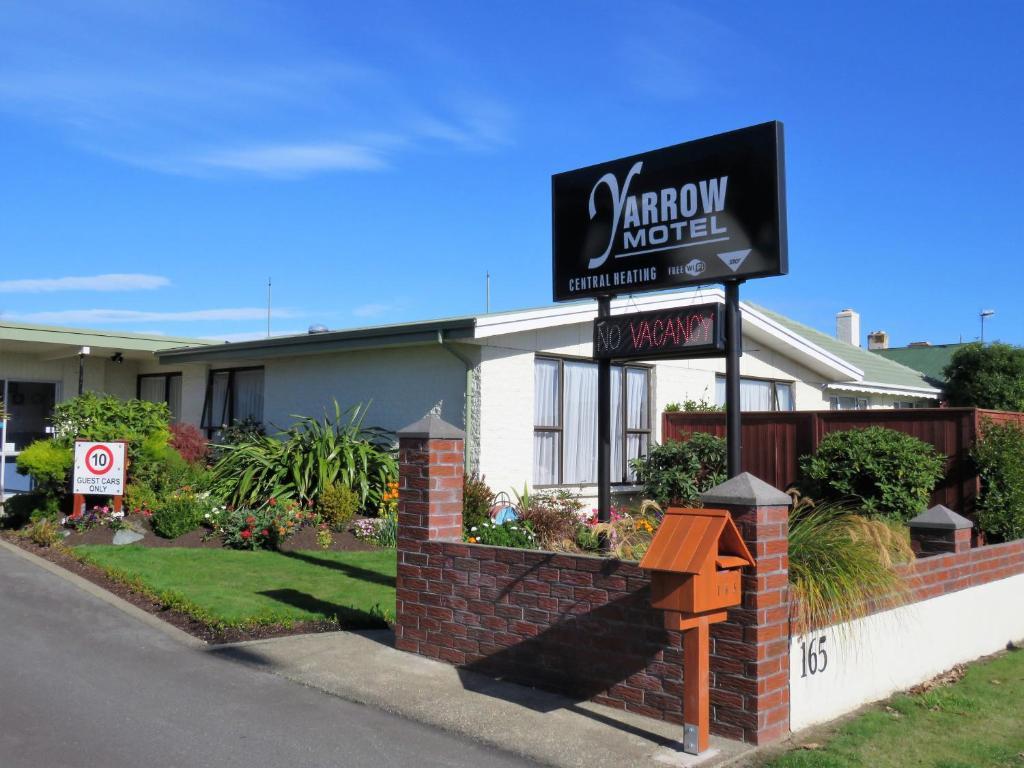 Yarrow motel invercargill reserva tu hotel con viamichelin for Motel con piscina privada