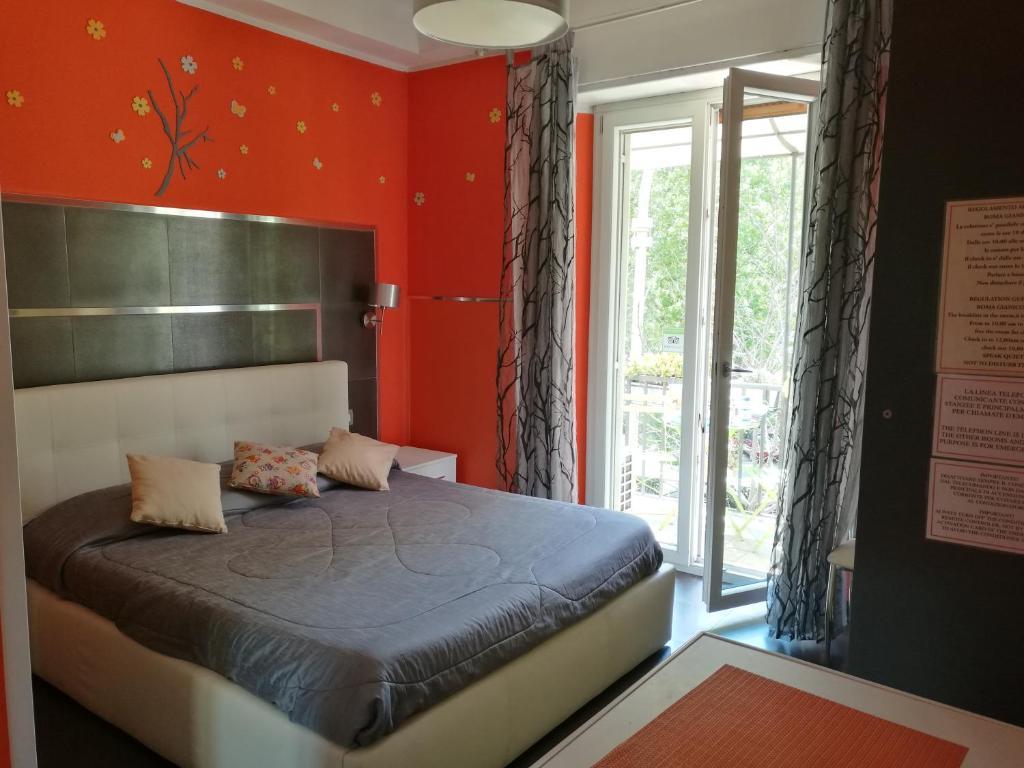 Roma gianicolense rome book your hotel with viamichelin - Hotel damaso roma ...