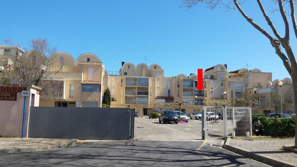 Appartement studio plage du grazel locations de vacances gruissan - Office du tourisme de gruissan ...
