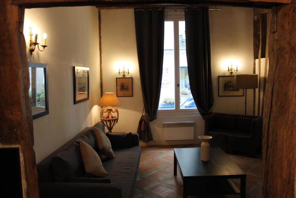 Gregoire apartment paris informationen und buchungen for Hotels 75006