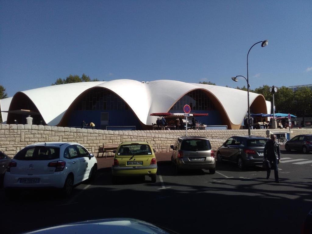 Casa de vacaciones etablissement de vacances francia for Royan appart hotel