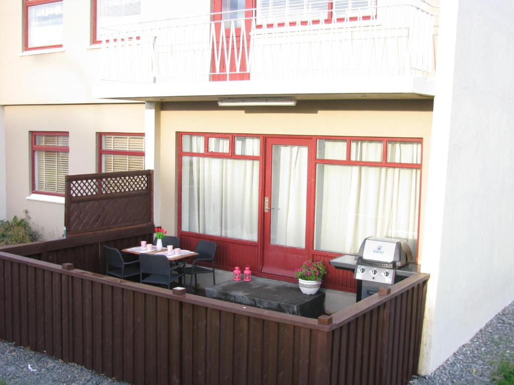 Hunab24 Apartment
