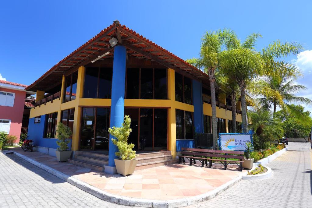 Boulevard da praia apart hotel porto seguro for Appart hotel porto