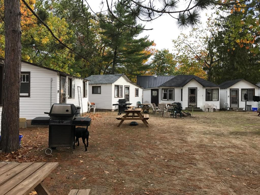 Casa cottages springwater prenotazione on line for Piani casa cottage acadian