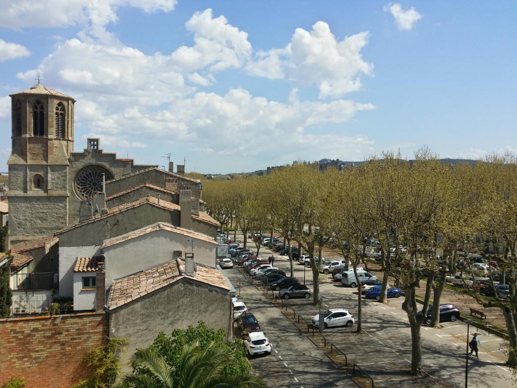 Appartement le saint michel les balcons de la cit for Hotels carcassonne