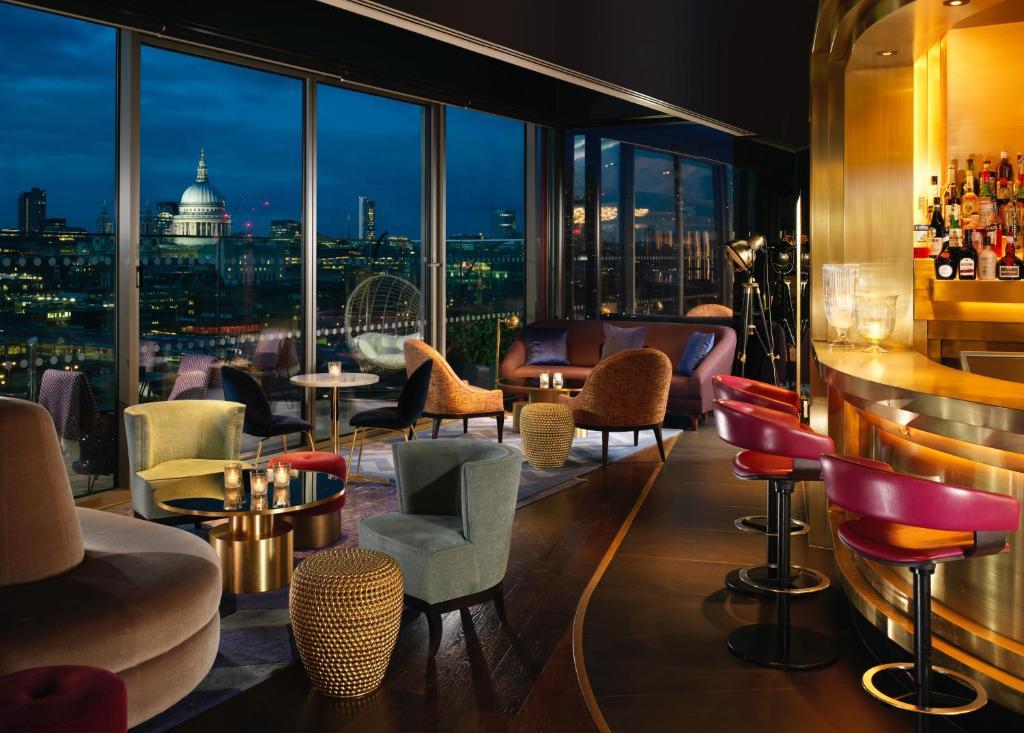 Mondrian Hotel London Se Pd