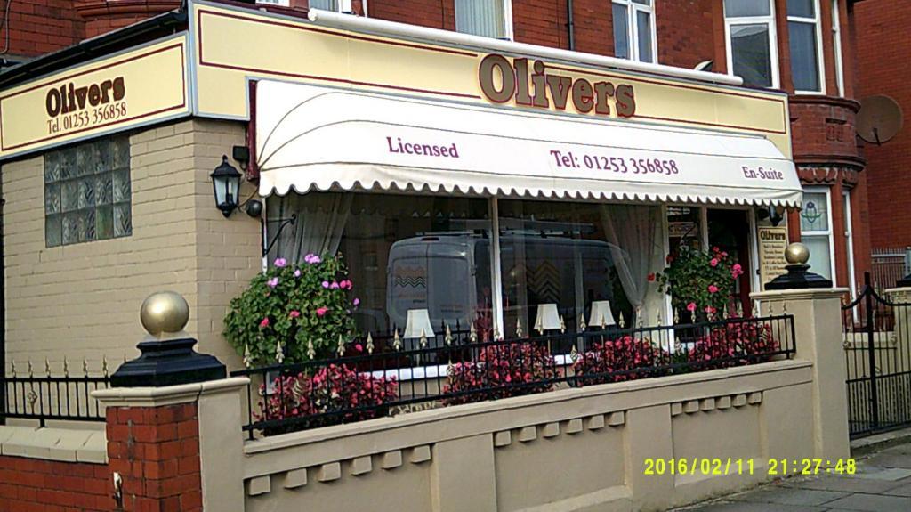 Olivers Hotel Blackpool