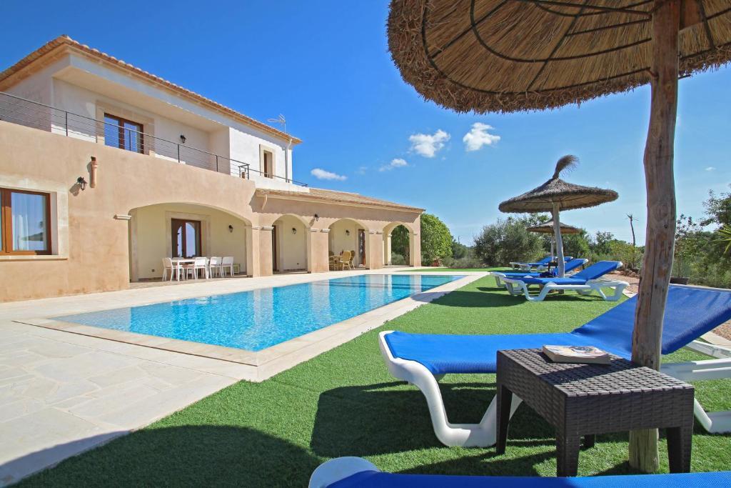 Villa Finca Sa Pedrera (España Campos) - Booking.com