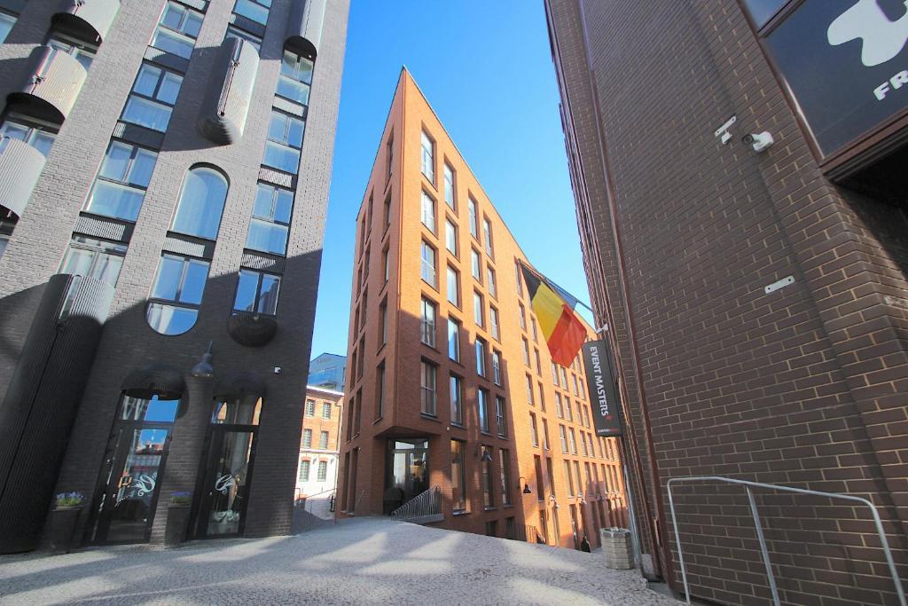 Hotels Tallinn Vieille Ville City Heart Apartments Kvartal Rotermanni