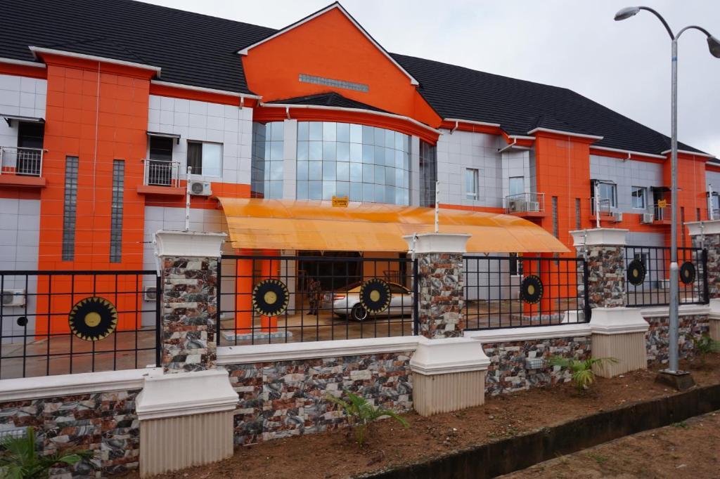 Aenon Suites Oshogbho