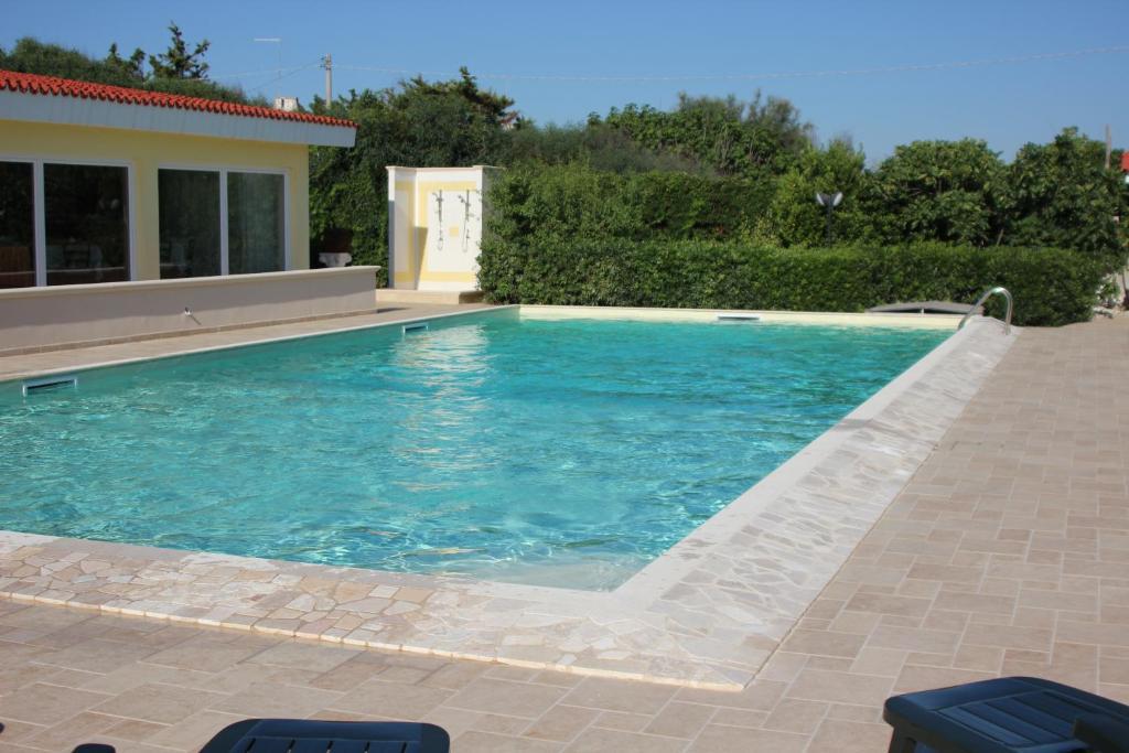 Il galeone b b r servation gratuite sur viamichelin for Chauffage piscine 974