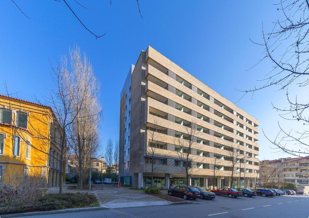 Serviced apartments boavista palace porto informationen und buchungen online viamichelin - Booking oporto apartamentos ...