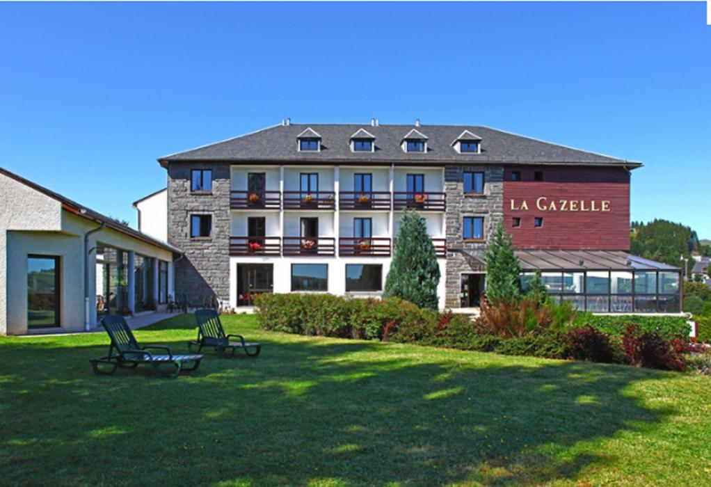 Hotel la gazelle besse et saint anastaise - Office de tourisme super besse besse et saint anastaise ...